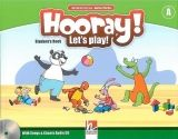 Helbling Languages HOORAY, LET´S PLAY! A STUDENT´S BOOK WITH SONGS & CHANTS AUD... cena od 317 Kč