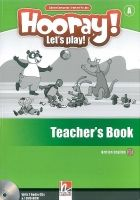 Helbling Languages HOORAY, LET´S PLAY! A TEACHER´S BOOK WITH CLASS AUDIO CDs (2... cena od 553 Kč