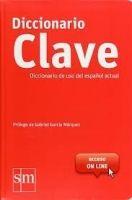 Grupo Editorial SM Internacion DICCIONARIO CLAVE 2012 (con acceso on line) cena od 0 Kč