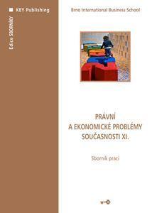 KEY Publishing Právní a ekonomické problémy současnosti XI. cena od 264 Kč