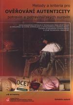 KEY Publishing Metody a kriteria pro ověřování autenticity potravin a potra... cena od 163 Kč