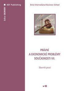 KEY Publishing Právní a ekonomické problémy současnosti VII. - Schelle Kare... cena od 219 Kč