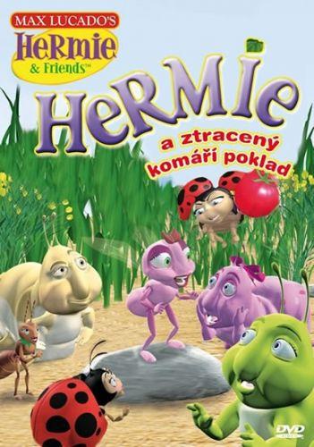 Heermie a přátelé - Hermie a ztracený komáří poklad - DVD cena od 110 Kč