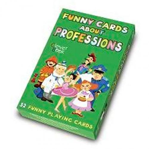 Funny Cards About Professions cena od 0 Kč