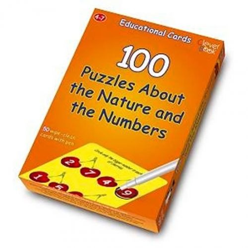 100 Puzzles About the Nature and the Numbers cena od 138 Kč