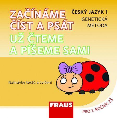 CD Český jazyk 1 pro ZŠ - CD /genetická metoda/ cena od 205 Kč