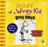 Penguin Group UK DIARY OF A WIMPY KID: DOG DAYS AUDIOBOOK - KINNEY, J. cena od 177 Kč