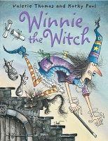 OUP ED WINNIE THE WITCH BIG BOOK - THOMAS, V., KORKY, P. cena od 405 Kč