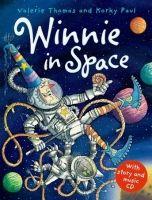 OUP ED WINNIE IN SPACE + AUDIO CD PACK - THOMAS, V., KORKY, P. cena od 176 Kč