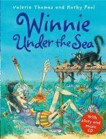 OUP ED WINNIE UNDER THE SEA + AUDIO CD PACK - THOMAS, V., PAUL, K. cena od 216 Kč