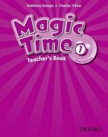 OUP ELT MAGIC TIME Second Edition 1 TEACHER´S BOOK - KAMPA, K., VILI... cena od 430 Kč