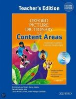 OUP ELT OXFORD PICTURE DICTIONARY FOR CONTENT AREAS Second Edition T... cena od 826 Kč