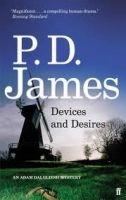Faber & Faber DEVICES AND DESIRES - JAMES, P. D. cena od 216 Kč