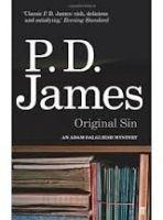 Faber & Faber ORIGINAL SIN - JAMES, P. D. cena od 216 Kč
