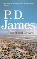 Faber & Faber UNNATURAL CAUSES - JAMES, P. D. cena od 216 Kč