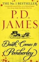 XXL obrazek Faber & Faber DEATH COMES TO PEMBERLEY - JAMES, P. D.