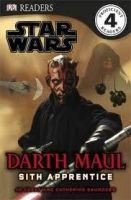 Dorling Kindersley DK READERS 4 STAR WARS: DARTH MAUL SITH APPRENTICE cena od 149 Kč