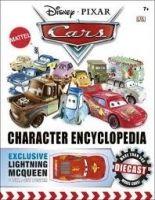 Dorling Kindersley DISNEY PIXAR CARS: CHARACTER ENCYCLOPEDIA cena od 518 Kč