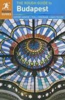 Dorling Kindersley ROUGH GUIDE TO BUDAPEST - HEBBERT, Ch., RICHARDSON, D. cena od 387 Kč