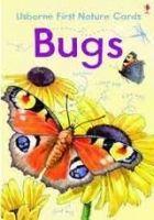 Usborne Publishing BUGS USBORNE NATURE CARDS - BONE, E. cena od 135 Kč