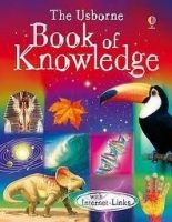 Usborne Publishing BOOK OF KNOWLEDGE cena od 271 Kč