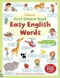 Usborne Publishing EASY ENGLISH WORDS - BROOKS, F. cena od 127 Kč