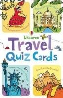 XXL obrazek Usborne Publishing TRAVEL QUIZ (USBORNE QUIZ CARDS) - TUDHOPE, S.