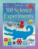 Usborne Publishing 100 SCIENCE EXPERIMENTS - ANDREWS, G. cena od 271 Kč