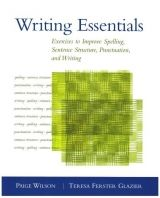 Heinle ELT part of Cengage Lea WRITING ESSENTIALS: Exercises to Improve Spelling, Sentence ... cena od 1294 Kč