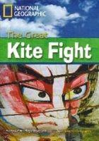 Heinle ELT part of Cengage Lea FOOTPRINT READERS LIBRARY Level 2200 - THE GREAT KITE FIGHT ... cena od 106 Kč