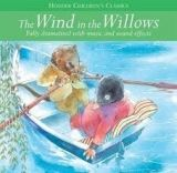 Hodder & Stoughton THE WIND IN THE WILLOWS AUDIOBOOK cena od 122 Kč
