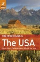 Dorling Kindersley ROUGH GUIDE TO THE USA - COOK, S. cena od 517 Kč