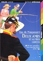SODIS Gallimard DEUX AMIS ET AUTRES CONTES - DE MAUPASSANT, G. cena od 159 Kč