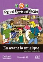 CLE international PAUSE LF A2-B1 SANS ISSUE + CD cena od 200 Kč