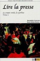 PUG LIRE LA PRESSE Eleve - CHOVELON, B., MORSEL, M., H. cena od 489 Kč