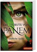 Deutscher Taschenbuch Verlag DIE TRIBUTE VON PANEM - TÖDLICHE SPIELE (band 1) - COLLINS, ... cena od 256 Kč