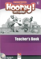 Helbling Languages HOORAY, LET´S PLAY! B TEACHER´S BOOK WITH CLASS AUDIO CD AND... cena od 546 Kč