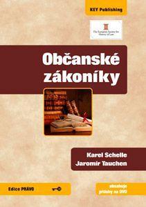 KEY Publishing Občanské zákoníky - Karel Schelle, Jaromír Tauchen cena od 660 Kč