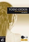 Difusión TODO OIDOS GUIA PEDAGOGICA A1-A2 cena od 288 Kč