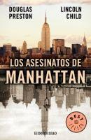 RANDOM HOUSE MONDADORI LOS ASESINATOS DE MANHATTAN - CHILD, L., PRESTON, D. cena od 266 Kč