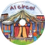 Edilingua AL CIRCO! Audio CD cena od 174 Kč