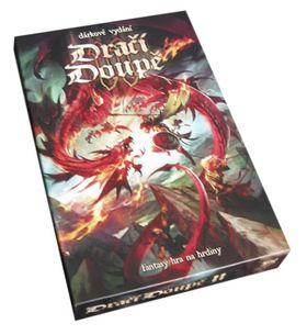ALTAR s.r.o. Dračí doupě II Dárkové vydání - Fantasy hra na hrdiny