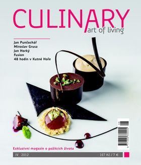 MAJVEJ 2012 s.r.o. Culinary - art of living IV/2012 cena od 115 Kč