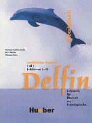 Hueber Delfin 1-2 AB Teil 1 (L1-10) cena od 296 Kč