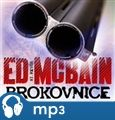 Ed McBain: Brokovnice - CD cena od 114 Kč