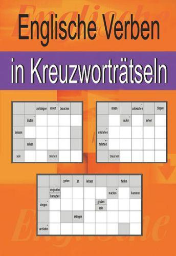 Kašpar Ladislav: Englische Verben in Kreuzworträtseln cena od 65 Kč