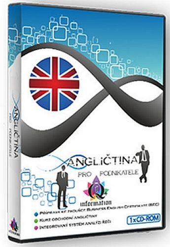 Angličtina pro podnikatele - CD cena od 65 Kč