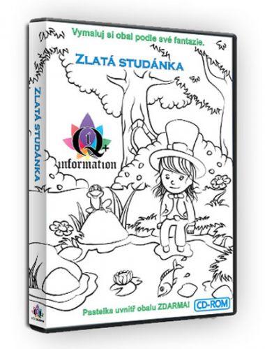 IQ + Information Zlatá studánka + Vodníkova dcera + O hvězdě života + Zaslíbe... cena od 53 Kč