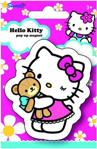Jiří Models Hello Kitty-PopUp magnety cena od 39 Kč
