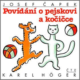 Josef Čapek, Karel Höger: Povídání o pejskovi a kočičce cena od 150 Kč